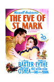 THE EVE OF ST MARK Posters