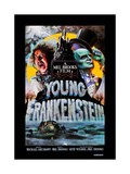 YOUNG FRANKENSTEIN Art