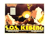 S.O.S. ICEBERG, 1933. Posters