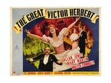 THE GREAT VICTOR HERBERT Plakater