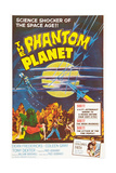 THE PHANTOM PLANET, 1961 Prints
