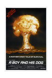 A BOY AND HIS DOG, US poster, 1975 Posters