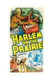 HARLEM ON THE PRAIRIE, Herb Jeffries, Connie Harris, 1937 Prints