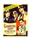 GAMBLING SHIP Posters