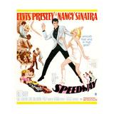 Speedway, Elvis Presley, Nancy Sinatra, 1968 Prints