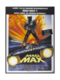 MAD MAX, French poster, 1979. © Warner Bros./courtesy Everett Collection Posters