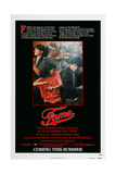 FAME, US poster, from bottom left: Irene Cara, Lee Curreri, 1980, © MGM/courtesy Everett Collection Reproducción