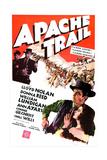 APACHE TRAIL Poster