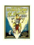 OH, DOCTOR, (aka OH, DOCTOR!), Reginald Denny, 1925. Poster