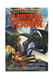 GALAXY OF TERROR (aka PLANETA DEL TERROR) Prints