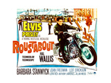 Roustabout, Elvis Presley, 1964 Taide