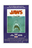 JAWS, Australian poster,  1975 Affiches