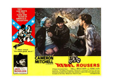 REBEL ROUSERS, (from left, in large inset): Diane Ladd, Jack Nicholson, Bruce Dern, 1970. Posters