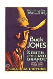 SOUTH OF THE RIO GRANDE, Buck Jones, 1932. Prints
