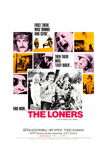THE LONERS, Dean Stockwell, 1972. Poster