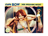 HER WEDDING NIGHT, Clara Bow, 1930. Prints