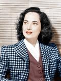 Merle Oberon, ca. 1945 Photo