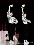 DAMN YANKEES, from left: Bob Fosse, Gwen Verdon, 1958 Photo