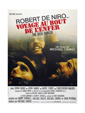 THE DEER HUNTER (aka VOYAGE AU BOUT DE L'ENFER) Posters