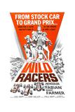 WILD RACERS, Fabian (overalls), 1968 Posters