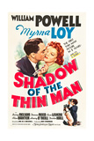 SHADOW OF THE THIN MAN Posters