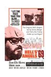 Hell's Angels '69, Sonny Barger, 1969 Prints