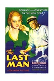 THE LAST MAN, from left: Constance Cummings, Charles Bickford, 1932. Print