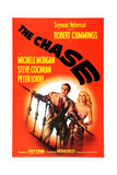 THE CHASE, US poster, Robert Cummings, Michele Morgan, 1946 Prints