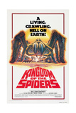 KINGDOM OF THE SPIDERS, US poster, 1977 Prints