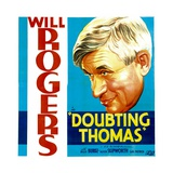 DOUBTING THOMAS Posters
