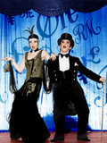 CABARET, from left: Liza Minnelli, Joel Grey, 1972 Poster