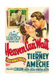 Heaven Can Wait Posters