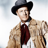 THE FIRST TEXAN, Joel McCrea, 1956 Prints