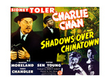 SHADOWS OVER CHINATOWN Posters