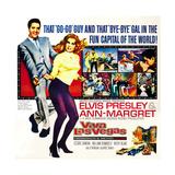 VIVA LAS VEGAS, Elvis Presley, Ann-Margret, 1964 Prints