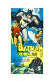 NEW ADVENTURES OF BATMAN AND ROBIN - THE BOY WONDER (aka BATMAN AND ROBIN) Prints
