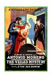 THE VEILED MYSTERY Art