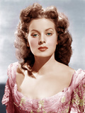 THE BLACK SWAN, Maureen O'Hara, 1942. Photo