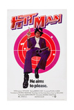 THE HIT MAN, Bernie Casey, 1972 Posters
