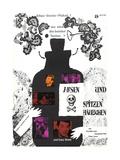 ARSENIC AND OLD LACE (aka ARSEN UND SPITZEN HAUBCHEN) Posters