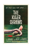 KILLER SHREWS, THE, 1959 Prints