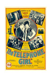 THE TELEPHONE GIRL (aka the 'WILLIAM TELLS' serial of 12 chapters) Prints