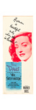 MR. SKEFFINGTON, Bette Davis, 1944. Prints