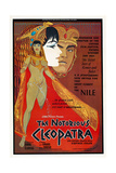 THE NOTORIOUS CLEOPATRA, US poster, 1970 Art