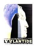 L'ATLANTIDE, (aka MISTRESS OF ATLANTIS), Brigitte Helm, 1932 Prints