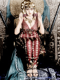 CLEOPATRA, Theda Bara, 1917. ©Fox Film Corporation, TM & Copyright/courtesy Everett Collection Poster