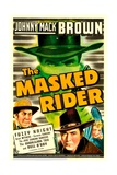 THE MASKED RIDER Posters