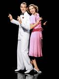 BROADWAY MELODY OF 1940, from left: Fred Astaire, Eleanor Powell, 1940 Print