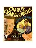 CHARLIE CHAN AT THE CIRCUS Prints
