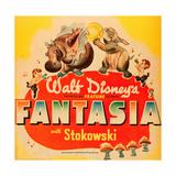 FANTASIA, 1940. Poster